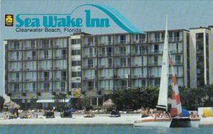 Florida Clearwater Beach Sea Wake Inn