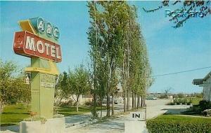Canada, Ontario, Windsor, A.B.C. Motel, Sterling No. 32231-B