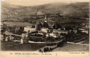 CPA BOURG-de-THIZY Vue générale (444101)