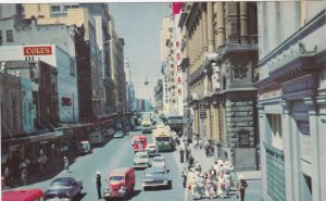 Australia Sydney George Street 1963 sk4478