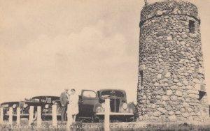 CAPE COD , Mass. , 1930s ; Scargo Tower