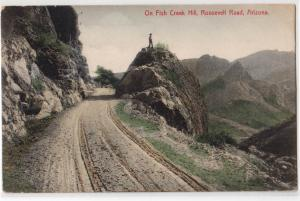 Fish Creek Hill, Roosevelt Road AZ