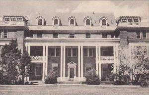 Virginia Hampton Kenneedy Hall Senior Womens Dormitory Hampton Institute Albe...