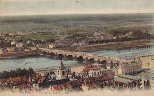 Vue Sur La Loire, Orleans (Loiret), France, 1900-1910s