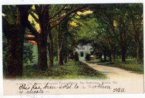 Home Augusta Evans Wilson, Mobile Ala