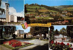 Rheuma Heilbad Bad Schallerbach Lourdes Jubilaumskirche Kurhaus Quelle Kirche