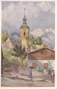 Austria Innsbruck Hoettinger Kirche