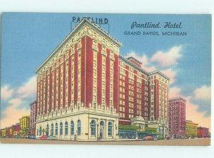 Linen HOTEL SCENE Grand Rapids Michigan MI AE1583