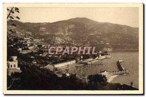 Old Postcard Villefranche Vue Generale