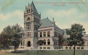 FLORENCE , Nebraska, 1913 ; Pumping Station