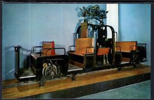 Senate Subway Car,Smithsonian