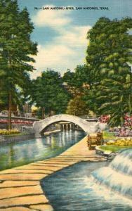 TX - San Antonio, San Antonio River