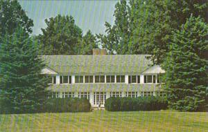 North Carolina Winston Salem Reynolda House