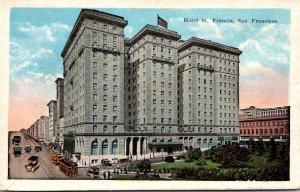 California Los Angeles Hotel St Francis