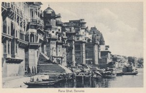BENARES , India , 00-10s : Rana Ghat