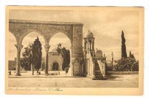 Jerusalem - Mosque El-Aksa, 00-10s