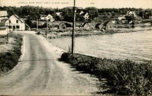 ME - Orr's Island, Lowell's Cove Road