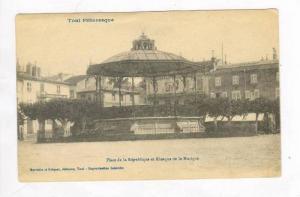 Place De La Republique Et Klosque De La Musique, Toul Pittoresque (Meurthe-et...