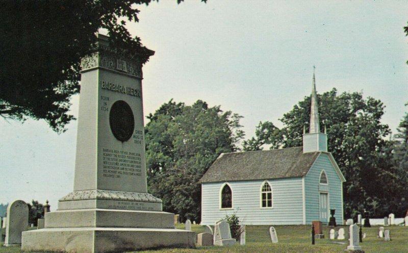 PRESCOTT , Ontario , Canada , 1950-60s ; Barbara Heck Memorial