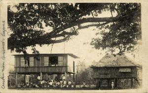 bolivia, LA PAZ (?), Old and New Presbytery (1910s) RPPC Postcard