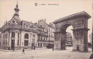 France Dijon Porte Guillaume