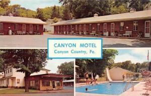 7434   PA  Wellsboro   Canyon Motel