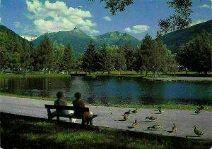 Bad Hofgastein Thermal Kurort Gasteinertal Salzburger Land Postcard