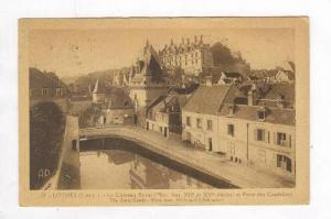 View Of The Royal Castle, Loches (Indre et Loire), France, 1900-1910s