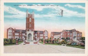 Oklahoma City Oklahoma City University 1938