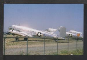 Douglas C-47 Gooney Birds Postcard