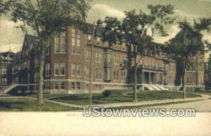 Sisters of Charity Hospital in Lewiston, Maine