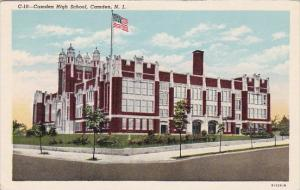 Camden High School Camden New Jersey 1955