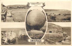Swanage globe & multi views