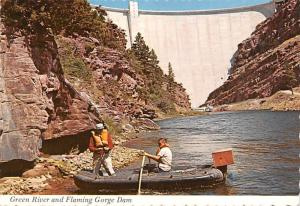 Green River & Flaming Gorge Dam - Utah