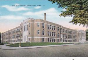 Iowa Muscatine New High School