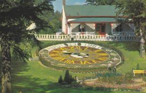 Centennial Floral Clock,  Riverside Park,  Guelph,  Ontario,   Canada,  40-60s