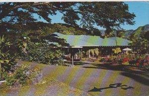 Hawaii Honolulu Waioli Tea Room