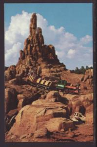 Big Thunder Mountain,Walt Disney World,FL Postcard