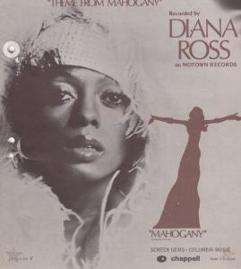 Do You Know Where You're Going To Diana Ross 1970s Sheet Music