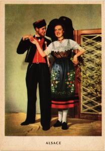CPM France - Folklore - Alsace - Costume du Bas-Rhin (699679)
