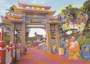 Singapore Haw Par Villa Theme Park