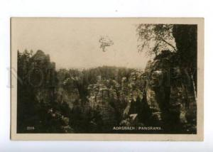 150939 CZECH Republic ADRSBACH Panorama Vintage photo postcard
