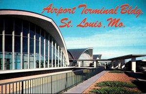 Missouri St louis Lambert-St Louis Municipal Airport Terminal Building