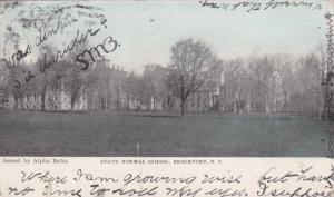 State Normal School, BROCKPORT, New York, 1900-1910s