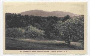 Mt. Kearsarge From Huntoon House, North Sutton, New Hampshire, 1910-1920s