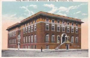 Iowa Davenport Y M C A Building