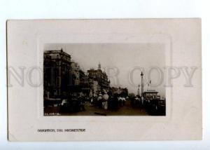 172940 UK BRIGHTON The Promenade Vintage photo postcard