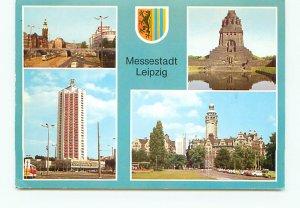 Messestadt Leipzsig Monuments Germany