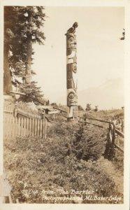 RP: MT BAKER , Alaska , 20-30s ; Totem Pole