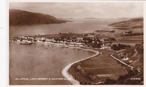 RP, ULLAPOOL Scotland, UK, 1920-1940s; Loch Broom & Summer Isles